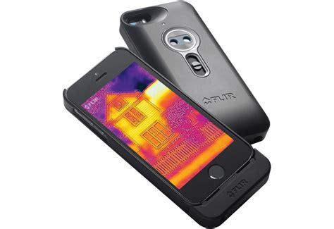 Thermal Iphone iphone thermal imaging professional builder