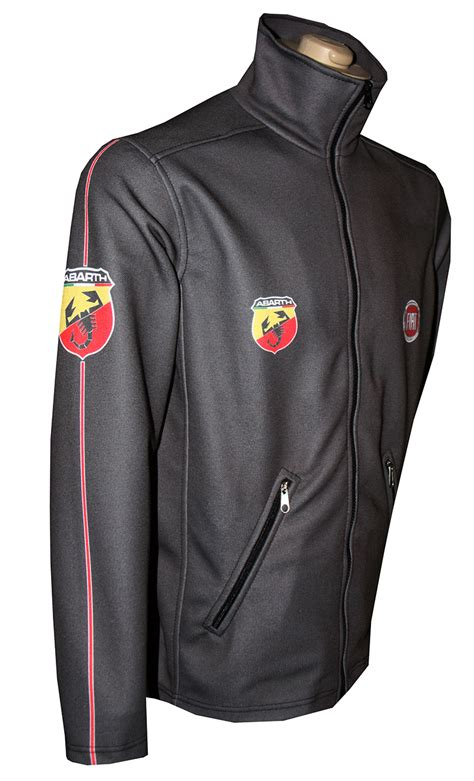 fiat abarth zip jacket t shirts with all of auto