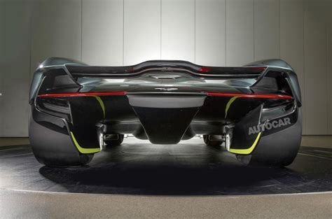 Aston Martin Valkyrie Specs by Aston Martin Valkyrie Revealed In Most Production Ready