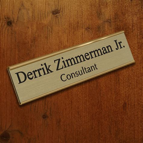 door name tags name plaques for doors name plate tags