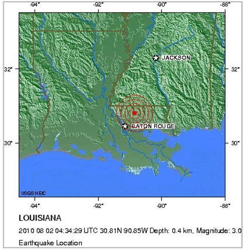 louisiana fault map louisiana fault line