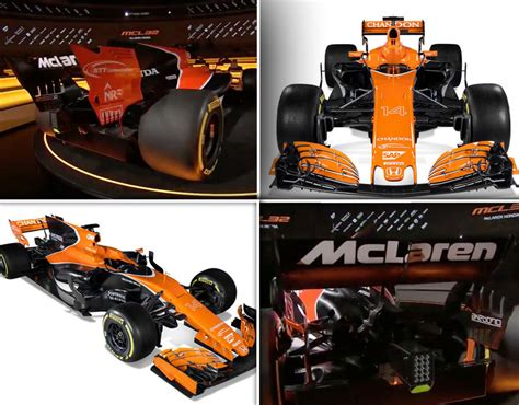mclaren f1 2017 mclaren f1 2017 launch pictures as stunning