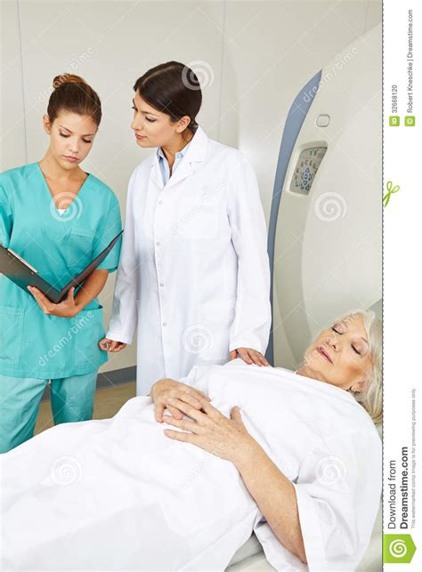 Patients Records Are The Property Of Doctor And At Mri Stock Photo Image 32668120