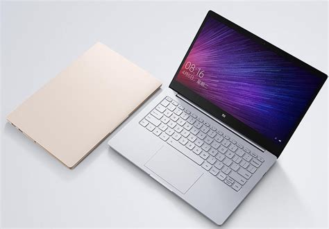 in air in books xiaomi mibook air notebook collection 187 gadget flow