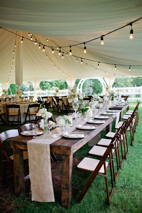 Wedding Dining Table Decoration Best 25 Farm Table Wedding Ideas On Wedding Tables Wedding Table Garland And