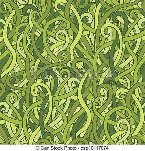 grass pattern drawing vectors illustration of tangled grass pattern vector