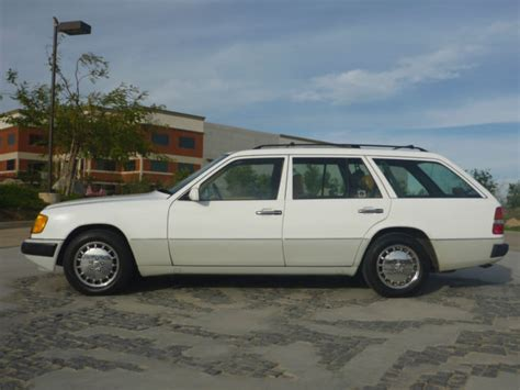 how petrol cars work 1992 mercedes benz 300te engine control 1992 mercedes benz 300te wagon 4 door 3 0l one owner california car immaculate for sale