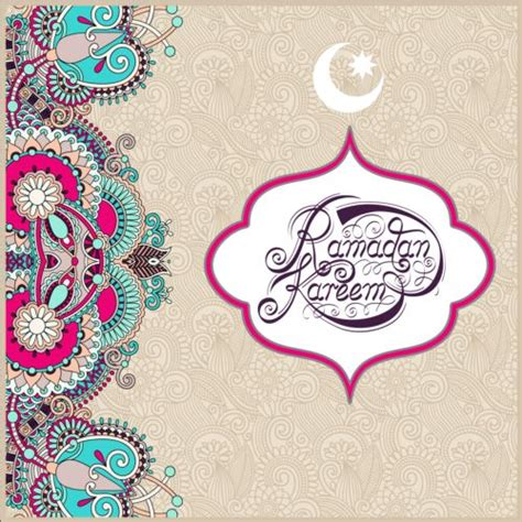 ramadan pattern vector free muslim styles ramadan kareem background vector 12 vector