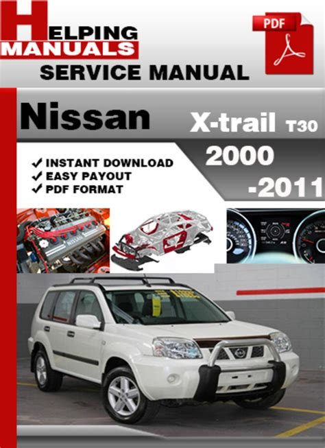 nissan x trail owners manual pdf download autos post nissan x trail service repair manuals autos post