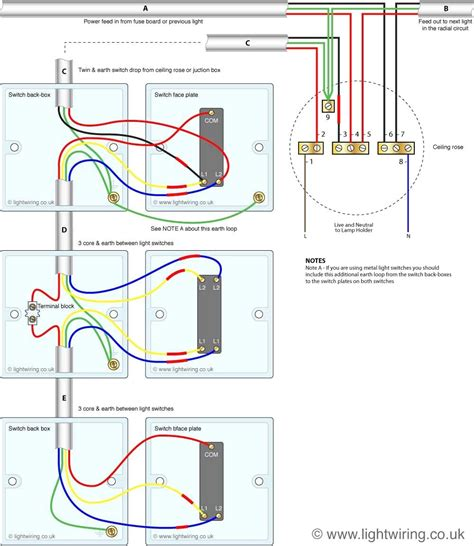 3 way dimmer switch installation wiring diagram with
