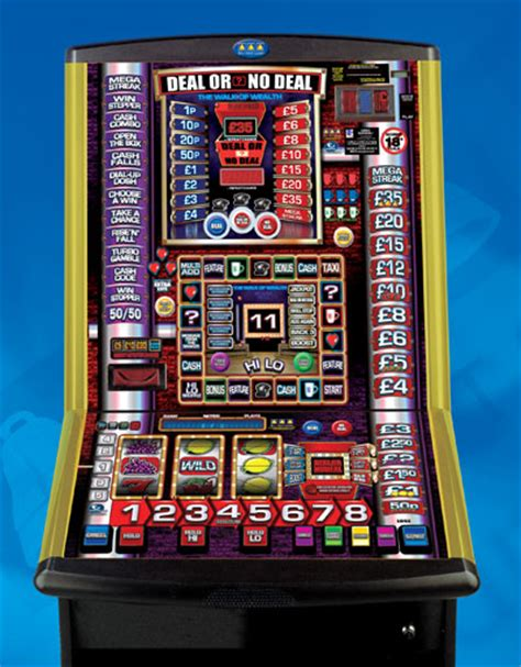 fruit machine uk deal or no deal fruit machine review on fruit machines info