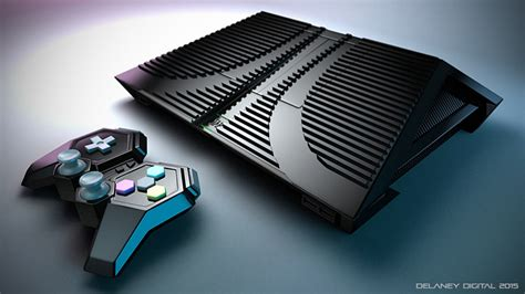 atari console atari console concept post by delaney digital