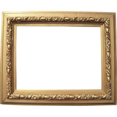 picture frame ornate gold picture frame 12 quot x 16 quot blue