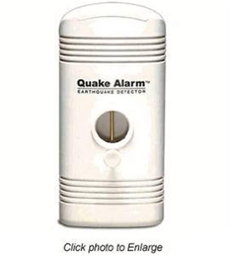 Quake Alarm electric quakes