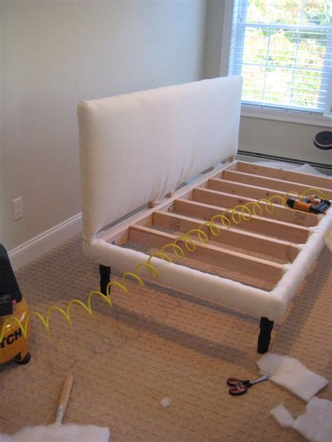 make a twin bed into a couch 25 best ideas about upholstered daybed on pinterest