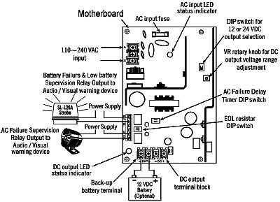 100 relay wiring diagram for access hid