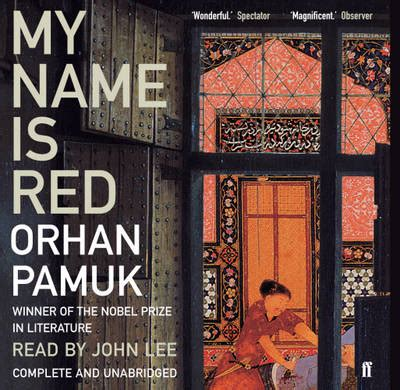 my name is red my name is red by orhan pamuk 9780571244195