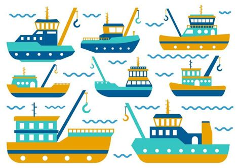 tugboat icon free tugboat vector download free vector art stock