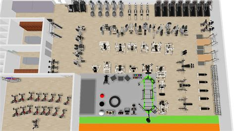 Gym Layout carlow gym layout xtreme csc ireland