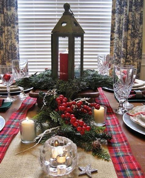 decorations for christmas 35 cozy plaid d 233 cor ideas for christmas digsdigs