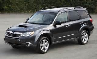 2009 Subaru Forester Xt Car And Driver