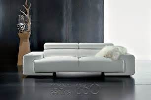 Italian Modern Sofa Italian Leather Sofas Room Service 360 176