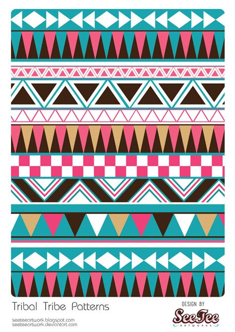 tribal pattern design images simple tribal print background www imgkid com the