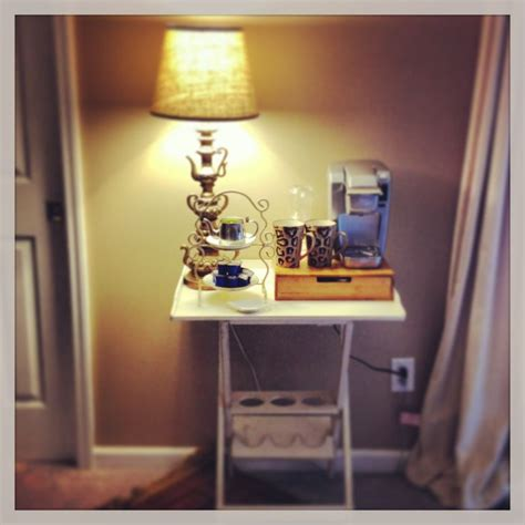 master bedroom coffee station 50 best coffee stations images on pinterest coffee