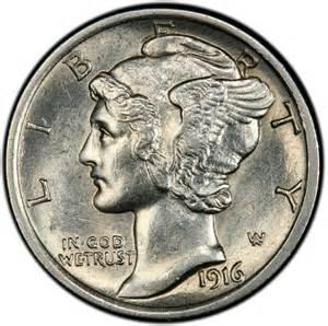 1916 mercury dime values and prices past sales