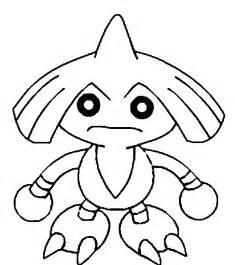 dibujos para colorear pokemon hitmontop dibujos pokemon