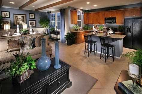 remodeling your kitchen with style open kitchen floor plan designs home decoration ideas