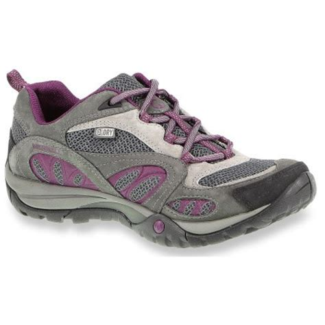 merrell azura waterproof hiking shoes s at rei