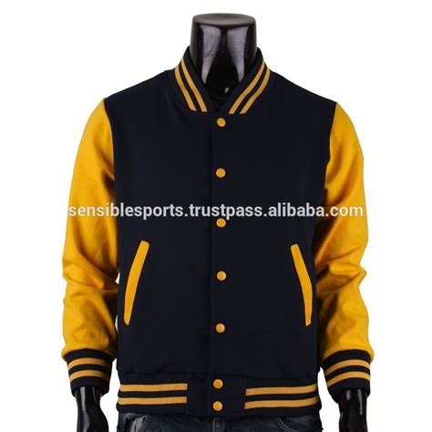 College Letter Jackets Varsity Letterman Baseball College Jacket Buy College Style Wool Varsity Baseball Jacket