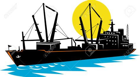 cargo boat clipart boat clipart cargo ship 2542188