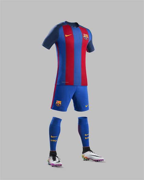 Nike F C Barcelona fc barcelona home kit 2016 17 nike news
