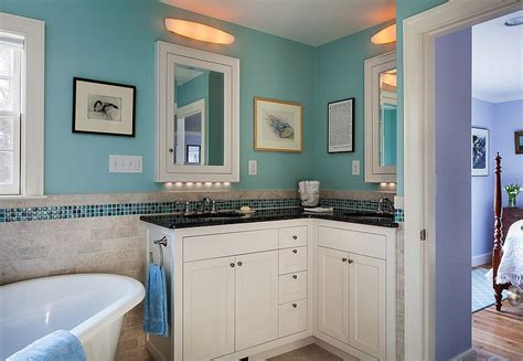 Corner Vanities Bathroom 30 Creative Ideas To Transform Boring Bathroom Corners