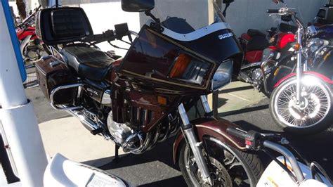 Suzuki Gs1100gk 1982 Suzuki Gs1100gk Touring For Sale On 2040motos