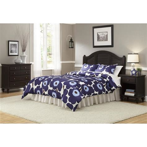 espresso queen bedroom set home styles bermuda 3 piece espresso queen bedroom set