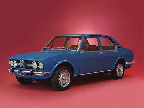 Alfa Romeo Alfetta by Alfa Romeo Alfetta 1972 1973 1974 1975 1976 1977