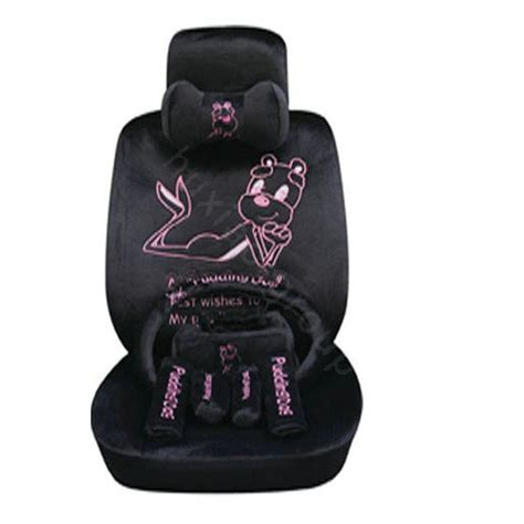 plush seat covers buy wholesale oulilai pudding auto car front rear seat