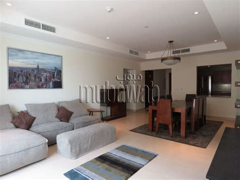 rent for a one bedroom apartment 1 bedroom apartment for rent the pearl qatar mubawab