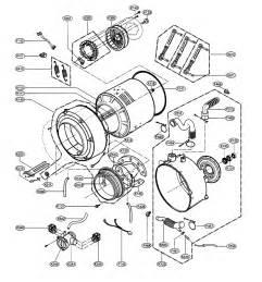 lg wm2688hwm te error how do i repair