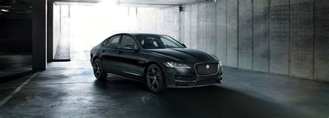 jaguar offer the black edition xe xf and f pace