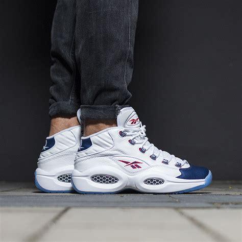question sneakers s shoes sneakers reebok question mid j82534 best