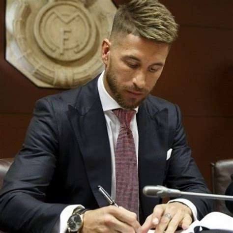 Sergio Ramos Hairstyle by 10 Cool Sergio Ramos Haircuts Inspirational Ideas