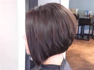 photos of the back of angled bob haircuts 4 perfect layered angled bob haircut harvardsol com