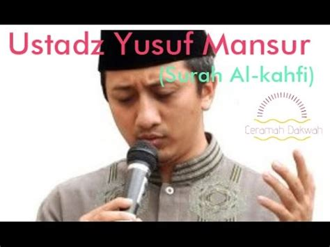 download gratis mp3 ceramah ustad yusuf mansur 53 37 mb ustad yusuf mansur surat al kahfi download mp3