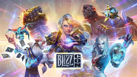 blizzcon  overwatch world  warcraft hearthstone   trusted reviews