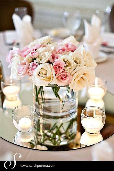 25  best ideas about Wedding table centrepieces on