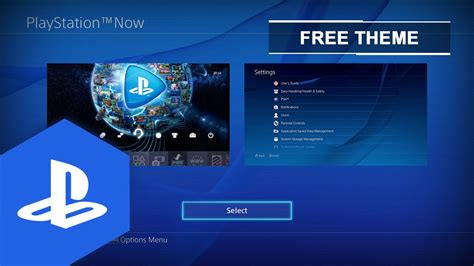themes ps4 us ps4 us playstation now dynamic theme youtube